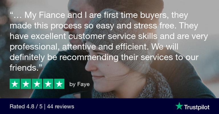Trustpilot Review - Faye