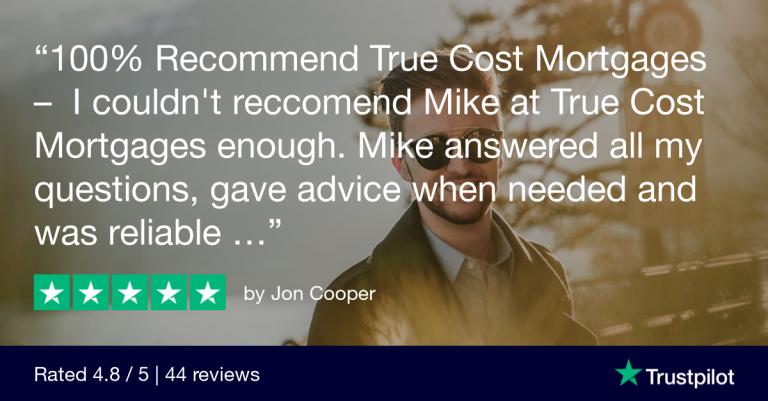 Trustpilot Review - Jon Cooper