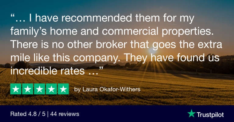 Trustpilot Review - Laura Okafor-Withers